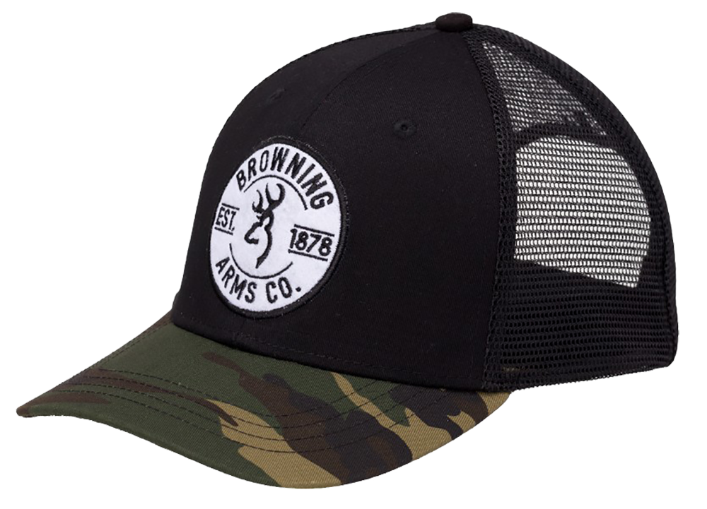 089d26f79 Winchester   Browning Prime Cap Black/Camo