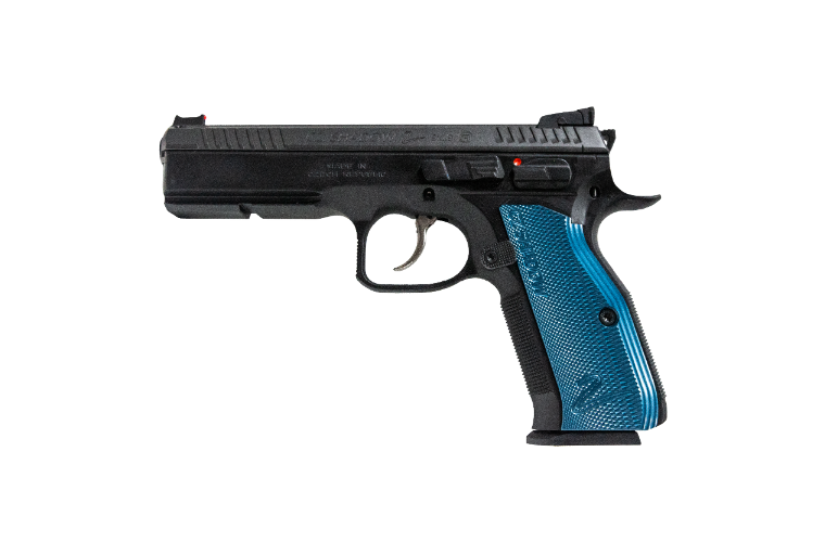 CZ 75 SP-01 Shadow 2 9MM 120mm, 2 S/Mags 10rnd Mag